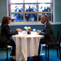 Hate Hoax Promoters Kamala Harris and Al Sharpton Meet In Harlem Hours After Jussie Smollett Arrested