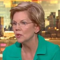 Elizabeth Warren picks dead president as running mate