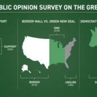 POLL: Majority of Americans prefer border wall to Green New Deal