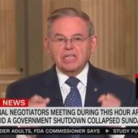 WATCH: Dem Sen. Menendez Blames Trump For 'Criminalizing' Illegal Alien Drunk Drivers