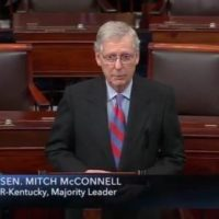 BREAKING: McConnell: Trump to Sign Border Deal, Declare National Emergency (VIDEO)