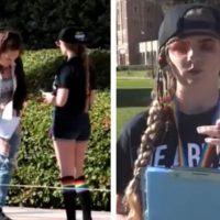 SHOCK VIDEO: UCLA Students Support Putting Trump Supporters Into Concentration Camps