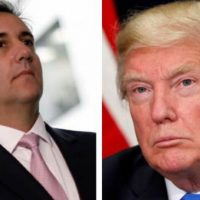President Trump Takes a Shot at Michael Cohen From Vietnam, 'He's Lying In Order to Reduce His Prison Time'