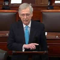 Mitch McConnell Slams Nancy Pelosi's 'Reform' Bill As Democrat Power Grab