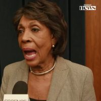 MAXINE SOTU MELTDOWN: Trump 'not worthy of being listened to' — 'I hope people turn the television off!'