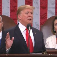"Trump At #SOTU: ""America Will Never Be a Socialist Country"" (VIDEO)"