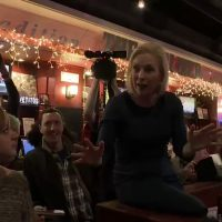 Voter blows off Gillibrand at Iowa bar: 'Sorry, I'm just trying to get some ranch dressing'