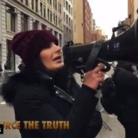 LIVE VIDEO: Conservative Activist Laura Loomer Takes on Twitter – Outside NYC Headquarters
