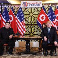PRESIDENT TRUMP Walks Away from Kim Jong-un Talks — Leaves Summit Early