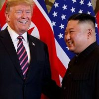 Trump Begins Peace Talks With North Korea Amid Cohen Clown Show