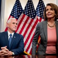 Nancy Pelosi Strips VP Mike Pence Of Office In The House Of Representatives
