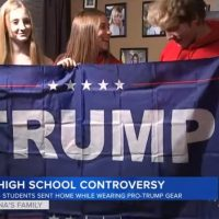 Arizona High School Students Claim They Were Told To Leave Campus Over MAGA Gear On 'USA Day'
