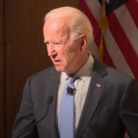 ACCUSATION: Biden Kissed, Sniffed Latina Democrat