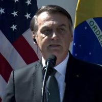 Bolsonaro: Brazil Stands With Trump Against Gender Ideology, Political Correctness, and Fake News