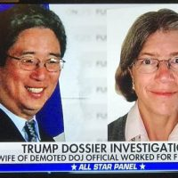 Developing: Corrupt DOJ Attorney Bruce Ohr Caught in Major Lie Protecting His CIA Wife Nellie