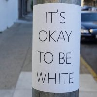 Another College Freaks Out Over 'It's Okay To Be White', Calls Police And Condemns Signs