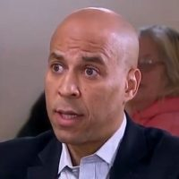 CORY BOOKER'S DESPERATION SMELLS LIKE CINNAMON AND FAILURE