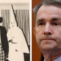 KKK, Blackface Virginia Governor Ralph Northam Vetoes Ban on Sanctuary Cities