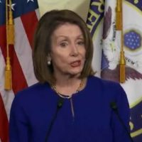 "Pelosi Says House Dems Launching Investigations Into Trump Without Evidence of a Crime is Their ""Constitutional Responsibility"" (VIDEO)"