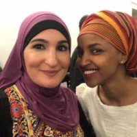 "Linda Sarsour Attacks ""Typical White Feminist"" Pelosi for Condemnation of Anti-Semite Democrat Ilhan Omar"