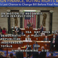 227 House Democrats, All But 6, Support Illegal Aliens Voting In America