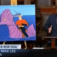 GOP Senator Mike Lee Of Utah Does Hilarious Take Down Of Green New Deal In Speech (VIDEO)