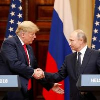 White House Counsel Tells Top Democrats to Pound Sand – Rejects Request For Docs on Trump-Putin Meetings