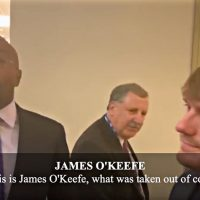 WATCH: CNN's Van Jones Confronted By Project Veritas, Calls O'Keefe 'Horrible Human Being'