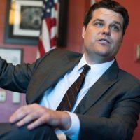 VIOLENT LEFT: Democrat Congressperson Says Matt Gaetz Has 'Punchable Face'