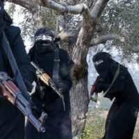 ISIS Brides Are Enforcing Caliphate Rules in Refugee Camp — Beating Women Who Remove Their Niqabs
