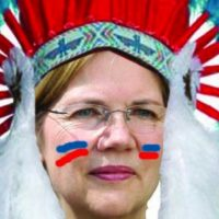 Pocahontas Threatens Anti-Constitutional Crusade Against 'White Nationalists'