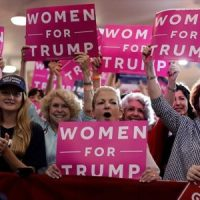 Trump put more women in top roles than Obama, Bush, Clinton