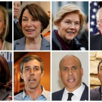 The Democrats' Crowded Clown Car