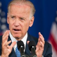 BIDEN: WORLD LEADERS ARE BEGGING ME TO RUN
