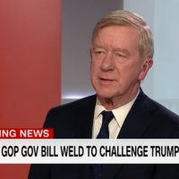Former Governor Of Massachusetts Plans Pointless Challenge To Trump For GOP Nomination In 2020 (VIDEO)
