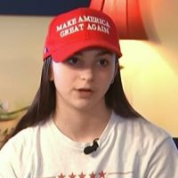 Student ordered to cover Trump shirt on 'America Day'; Black immigrant punched over MAGA hat