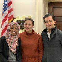 Ilhan Omar wants Trump's help to free jailed Muslim Brotherhood leader