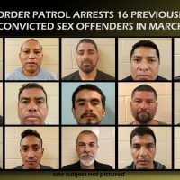 Tucson border agents catch 16 previously deported sex offenders — in March alone