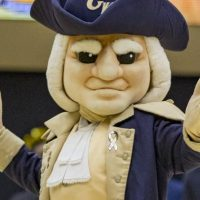 George Washington University Students Vote to Scrap Mascot, George Washington