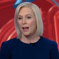 Pathetic: Kirsten Gillibrand's lecture to the debate panel about 'white skin privilege'