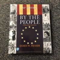 SICK. Far Left High School History Book Depicts President Trump as Mentally Ill and his Supporters as Violent Racists