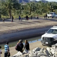 Another 40+ Illegals Captured At The Border, Head To 'Processing' Due To Broken Immigration Laws