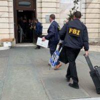 Feds Raid Home of Baltimore Mayor, City Hall