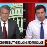 Pete Buttigieg Who Supports Late Term Abortion Until Birth Shames Trump Voters for Supporting a Philanderer
