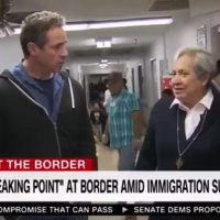 Illegal tells CNN he came to U.S. for work, brought son so he's 'allowed to stay'