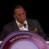 Louis Farrakhan insults Christian beliefs (and Jews, of course), claims he is Jesus
