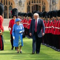 Queen Set to Invite President Trump for State Visit During D-Day in June