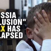 If media think they are in the clear on the Russia hoax, they need to think again