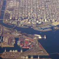 Trump administration forces China to sell the Port of Long Beach