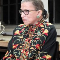 Abortion Zealot Ruth Bader Ginsburg: Pregnant Woman with Baby in Womb Is No 'Mother'